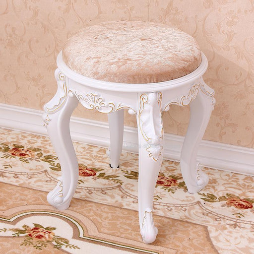 Benches - Living Room Dressing Stool Chair Wooden Bench