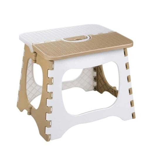 Benches - Thick Plastic Folding Small Stool Portable Bench