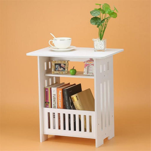 Book Cases - Coffee Table Style Leisure Magazine & Books Storage