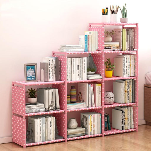 Book Cases - Fashion Bookshelf Easy To Install Creative Bookcase