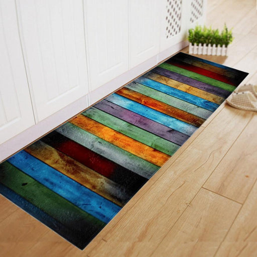 Carpets & Mats - Decorative Carpet Mat Rectangle Non-slip Rugs