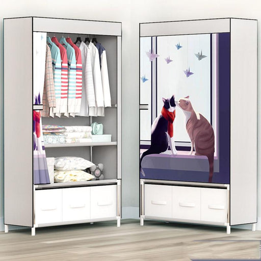 Closet Storage - Modern Design Foldable & Portable Cabinet & Storage Furniture