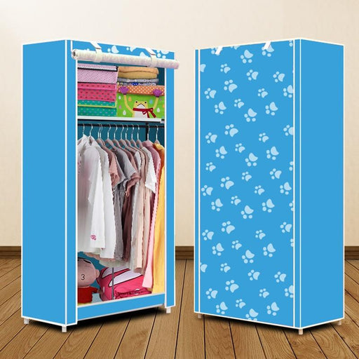 Closet Storage - Simple Economic Portable Storage & Organizer Closet