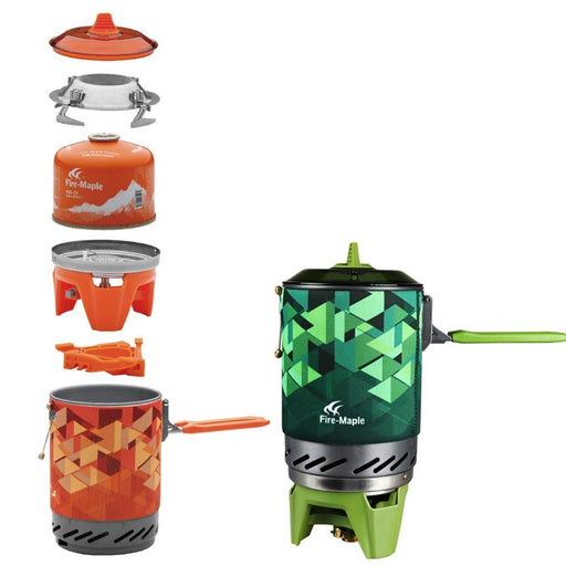 Cooking Tools - Outdoor Personal Portable Stove Burner Set
