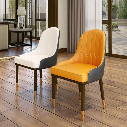 Dining Chair - Luxurious Nordic Wood Dining Chair