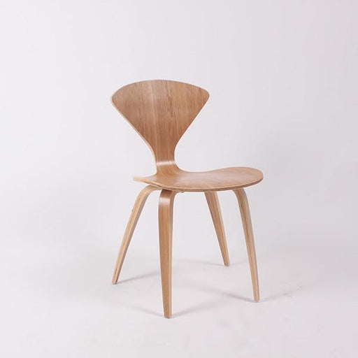 Dining Chair - Natural Side Plywood Dining Chairs