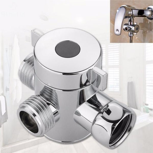 Faucet & Bathroom Valve - 3 Way Diverter Valve
