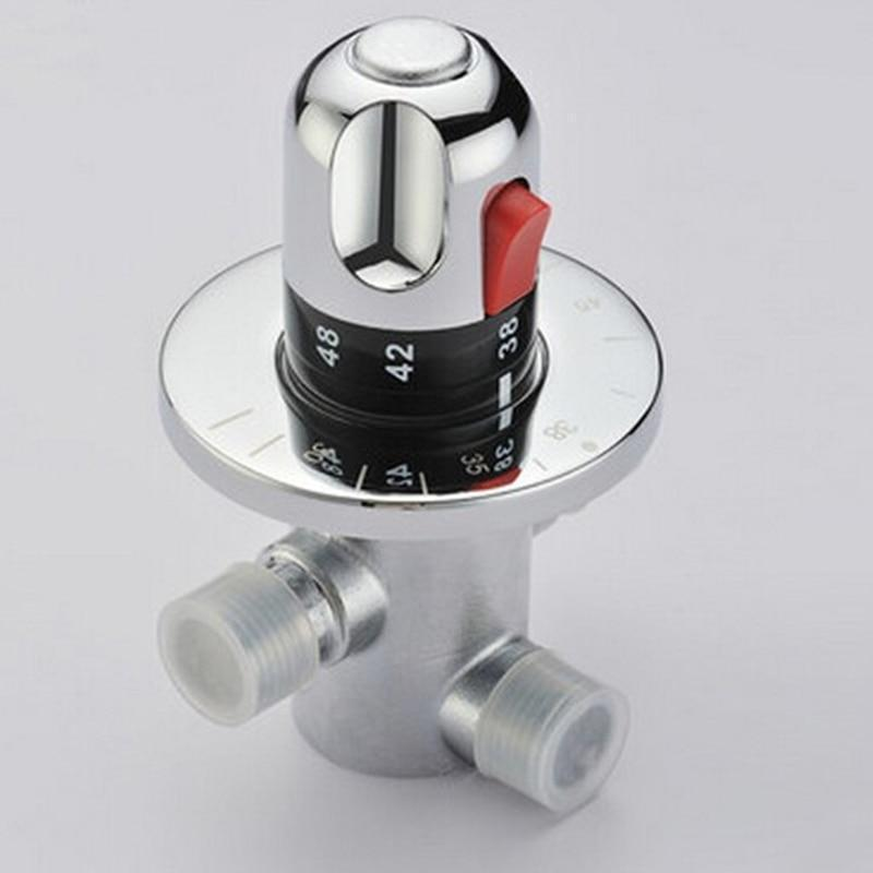 Faucet & Bathroom Valve - Thermostatic Mixing Valve Control