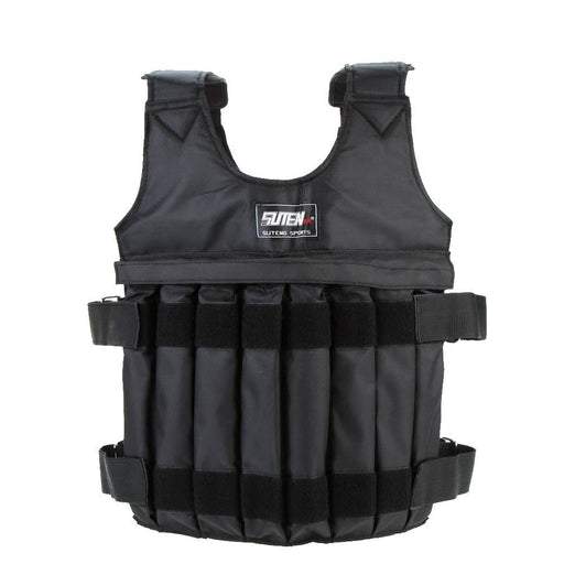 Fitness Equipments - 20kg / 50kg Loading Weighted Vest For Workout Exercise Equipment
