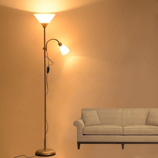 Floor Lamps - Modern Style Iron Painted Adjustable Living Floor Lamps
