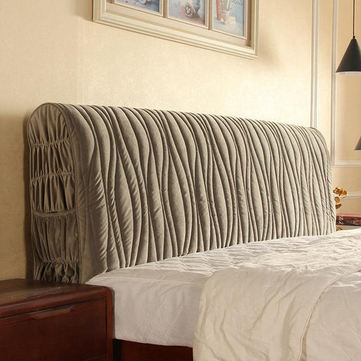 Headboard Covers & Protection - All Inclusive Fabric Bed Headboard Covers With Pocket