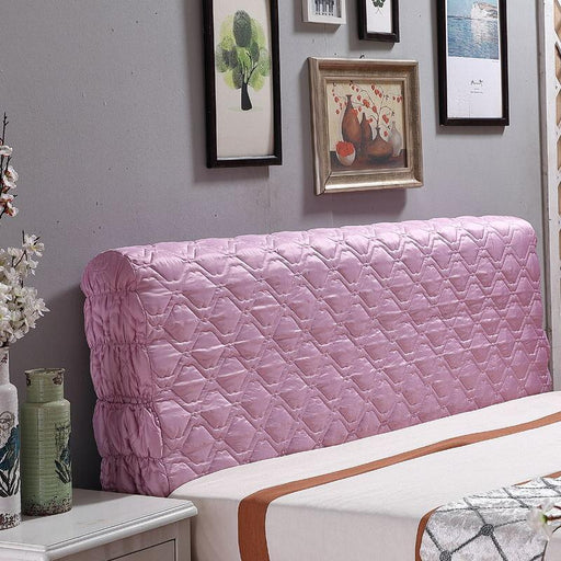 Headboard Covers & Protection - Double Sided Cotton Arc Dust Protective Cover