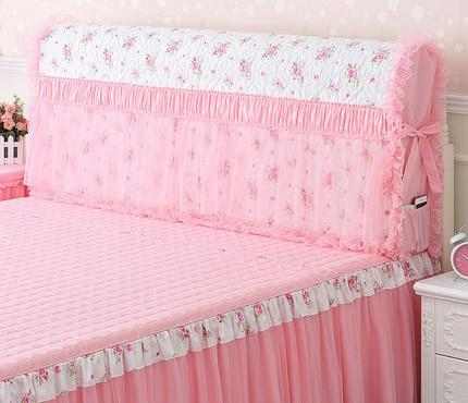 Headboard Covers & Protection - High Quality Romantic Princess Bed Headboard Cover