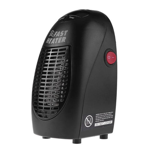 Heaters - Mini Fan Heater Wall Mounted Electric Heater