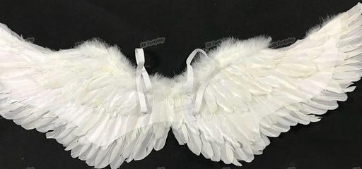 Holiday Decorations - Angel Feather Wings Photo Prop Holiday Decoration