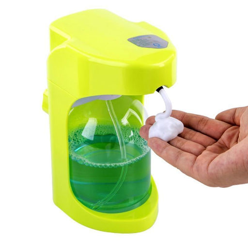 Kitchen Decorations & Accessories - Smart Touchless Sanitizer Dispenser
