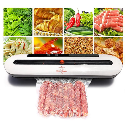 Kitchen Equipments & Tools - Electric Vacuum Sealer Packaging Machine