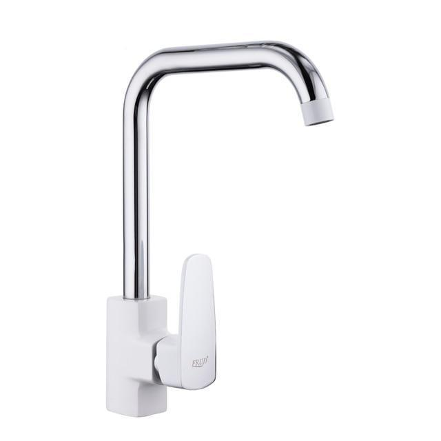 Kitchen Faucet - Colorful Flexible Single Holder Single Hole Kitchen Faucet