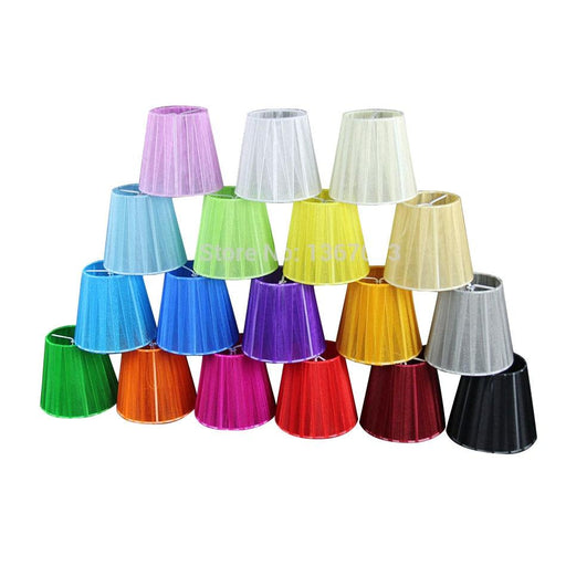 Lamp Shades - Modern Lace Chandelier Fabric Lampshade