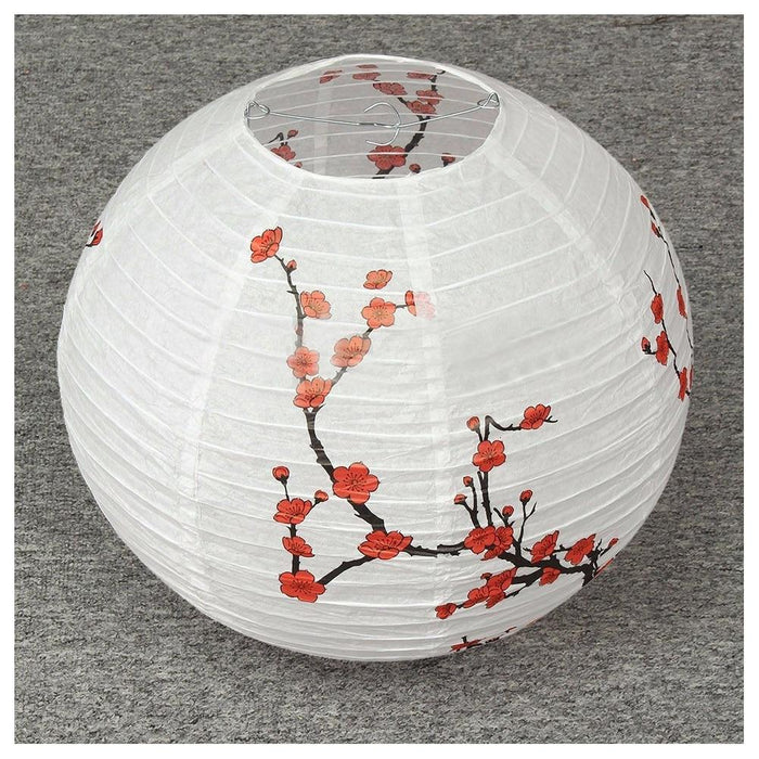 Lamp Shades - Paper Lantern Oriental Style Decoration Lampshade
