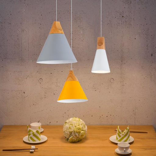 Pendant Lights - Colorful Decorative Pendant Hanging Lighting Lamps