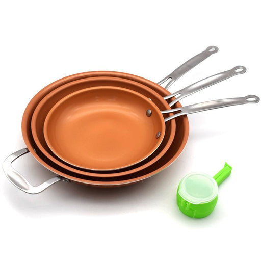 Pots & Pans - Four Hole Omelet Creative Non Stick Pot