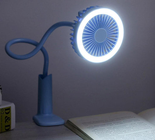 Reading Lights - Multi-Color Rechargeable Study & Reading Torch Night Lamp