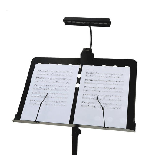 Reading Lights - Portable & Flexible Bendable 9 LEDs Piano & Reading Lamps