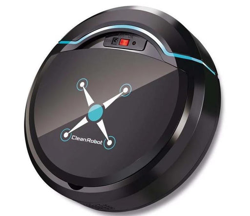 Robot Vacuum Cleaners - Rechargeable Auto Cleaning Robot Smart Robotic Vacuum Cleaner