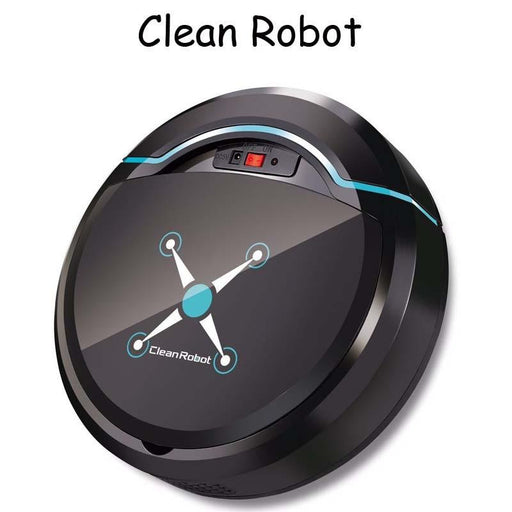 Robot Vacuum Cleaners - Rechargeable Auto Cleaning Smart Electric Robot