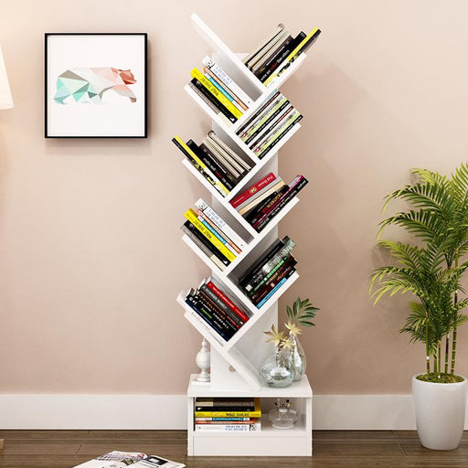 Shelf - Creative & Unique Bookshelf Display Shelf