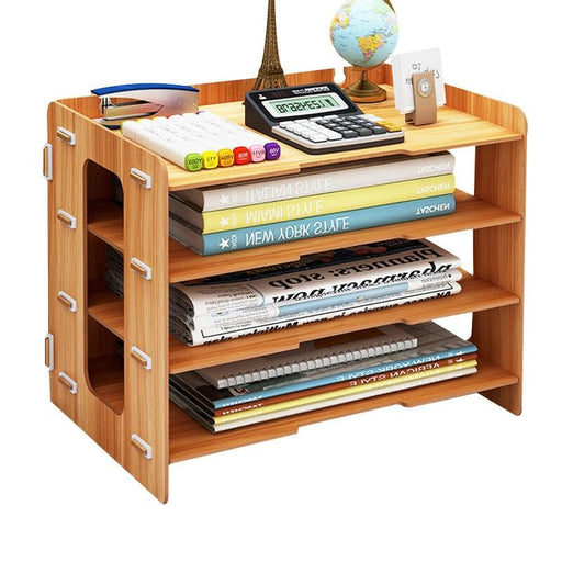 Shelf - Minimalist Data & Files Storage Rack Shelf