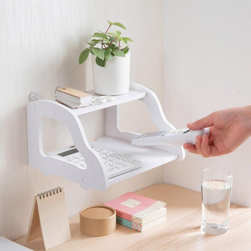 Shelf - Simple Creative Minimalist Wall Hanging Shelf