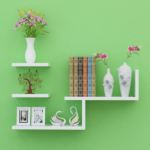 Shelf - Wall Decoration Frame Storage Shelf