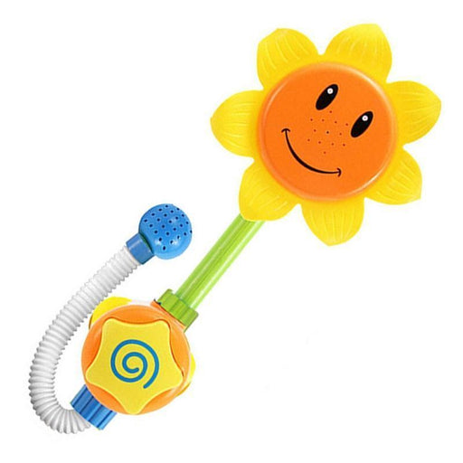 Shower Accessories - Cute Sunflower Bathroom Toy For Children