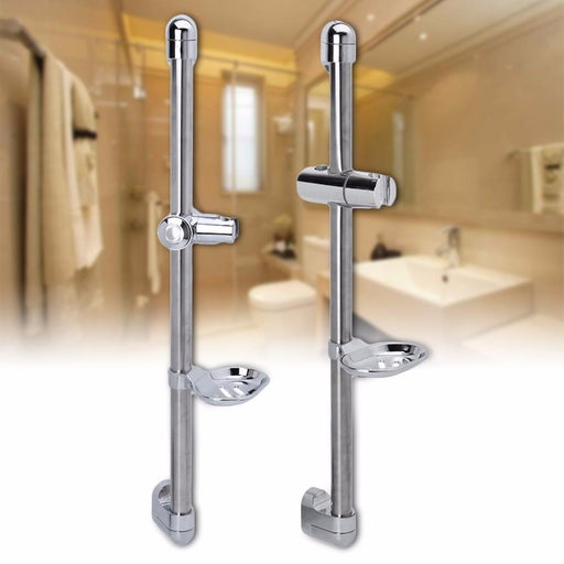Shower Accessories - Shower Rod Soap Holder