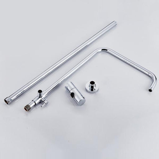 Shower Arm & Bar - Shower Bar & Shower Head Holder