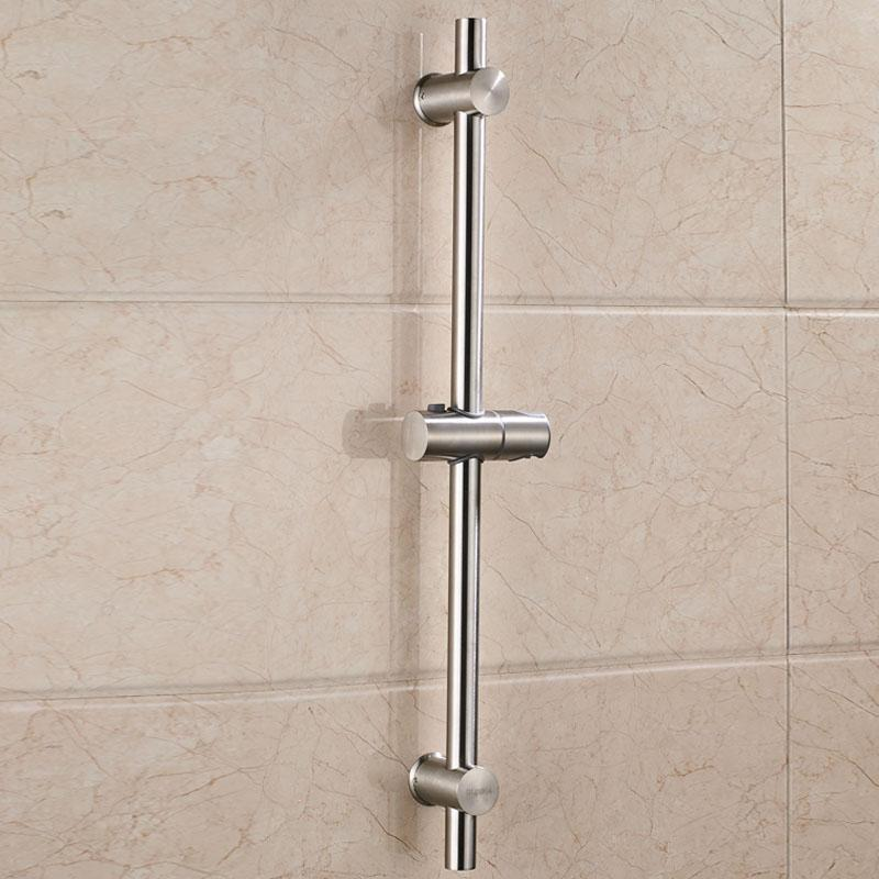 Shower Arm & Bar - Shower Sliding Bar With Hand Shower Bracket