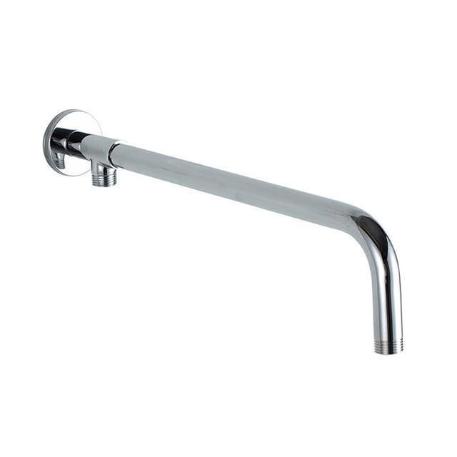 Shower Arm & Bar - Wall Mounted Bathroom Shower Head Bracket Bar