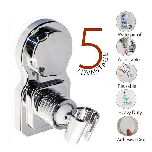 Shower Brackets - Vacuum Suction Cup Shower Head Holder Bracket