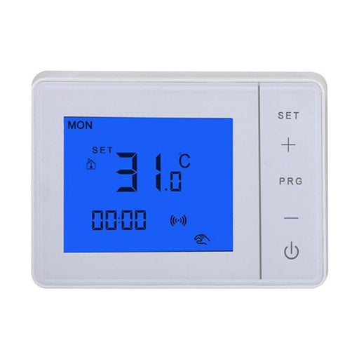 Smart & Wifi Thermostat - Wireless Remote Control Smart LCD Programmable Electric Heating Touch Display