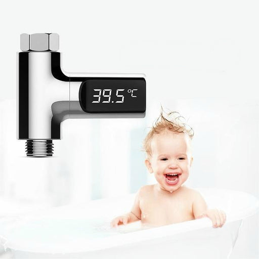 LED Display Shower Temperature Meter Monitor