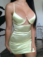 Load image into Gallery viewer, Lex Dress (Neon Green)