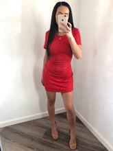 Load image into Gallery viewer, Ellie Dress (Red)