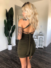 Load image into Gallery viewer, Owen Dress (Olive)