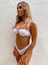 Load image into Gallery viewer, Delilah Bikini Set (Ivory)