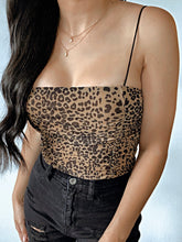 Load image into Gallery viewer, Gigi Top (Leopard)