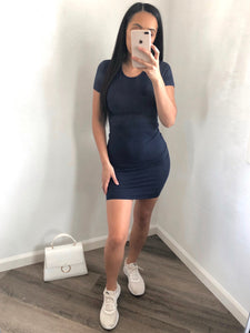 Ellie Dress (Navy)