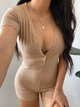 Load image into Gallery viewer, Charise Playsuit (Mocha)