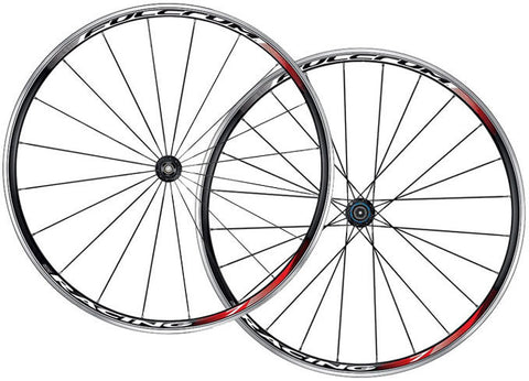 Fulcrum: Racing 7 Wheelset, Clincher - Black HG